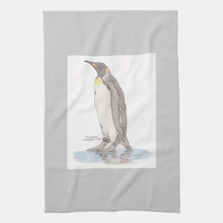 Geschirrtuch König-Pinguin