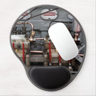 Geschmackvoller Diesel Gel Mousepad