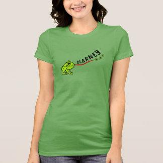 Geschwätz-Frosch-St Patrick TagesT - Shirt