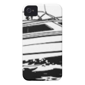 Geschwindigkeits-Boots-Kreuzer iPhone 4 Hülle