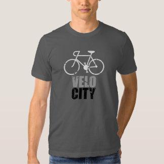 Geschwindigkeits-Radfahrer-T - Shirt -