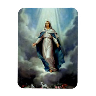 Gesegnete Jungfrau Mary - Mutter des Gottes Magnet