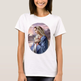 Gesegnete Jungfrau Mary - Mutter des Gottes T-Shirt