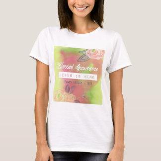 Gesegnetes Versicherungst-shirt T-Shirt