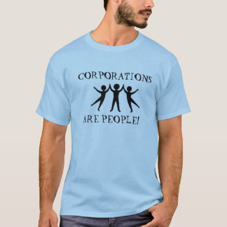 Gesellschaften sind Leute-T - Shirt