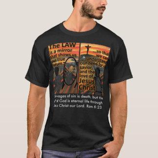 Gesetzes-und Rettungs-T - Shirt