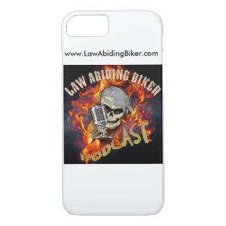 Gesetzestreuer RadfahrerPodcast iPhone 7 Fall iPhone 8/7 Hülle