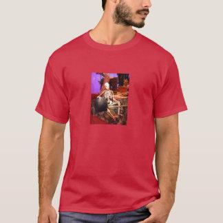 Gespenstisches Skelett T-Shirt