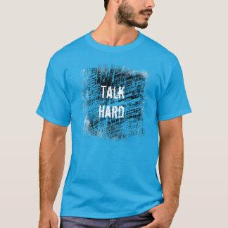 Gespräch stark! Pumpen Sie oben den Volumen T-Shirt