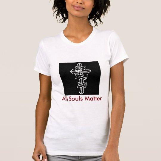 Gesprächs-Jesus-T - Shirt