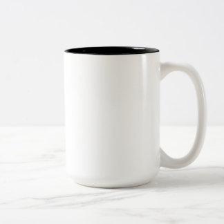 Gestalte Deine eigene zweifarbige Tasse