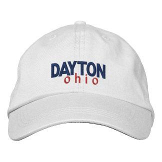 Gestickter Hut Daytons OHIO