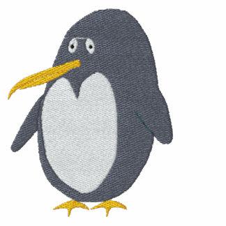 Gestickter Penguin-T - Shirt