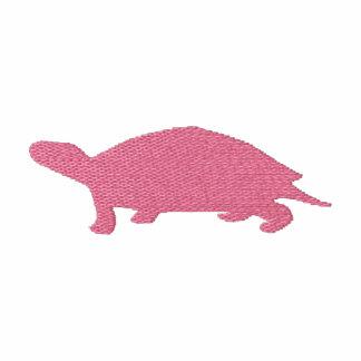 Gestickter Schildkröte-T - Shirt