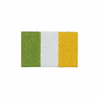 Gesticktes Iren-Irland-Flaggen-Polo-Shirt
