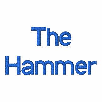 """gesticktes Shirt mit """"dem Hammer """" Bestickte Polos"""