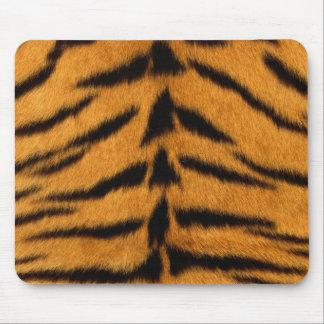 Gestreifte Tiger-Haut Mousepads