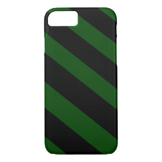 Gestreifter Telefon-Kasten iPhone 7 Hülle