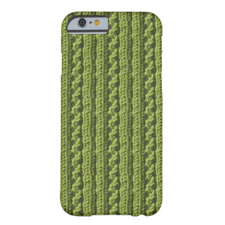 Gestrickt Barely There iPhone 6 Hülle