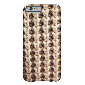 Gestricktes Jersey iPhone 6/6s, kaum dort Fall Barely There iPhone 6 Hülle