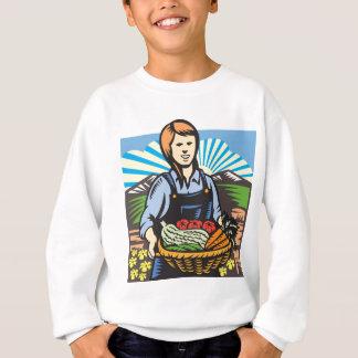 Gesunder Lebensstil Sweatshirt