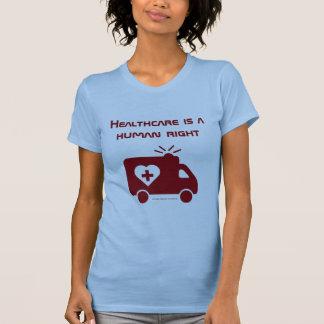 Gesundheitswesen ist ein Menschenrecht - Frauen T-Shirt