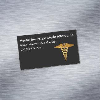 Gesundheitswesen Magnetische Visitenkarten