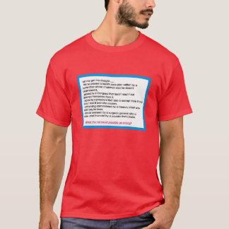 Gesundheitswesen PLAN?? T-Shirt