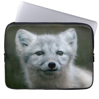 Getty Bilder  arktischer Fox-Ausrüstung Laptop Sleeve