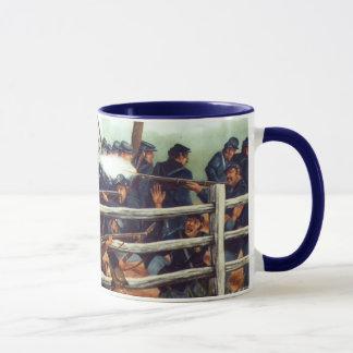 Gettysburg, Kampf an der Ziegelei-Tasse 2 Tasse
