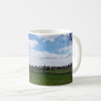 Gettysburg-Schlachtfeld PA-Kaffee-Tasse Kaffeetasse