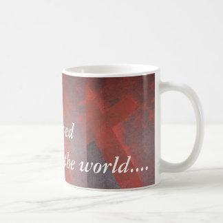 Gewaschen im Blut Kaffeetasse