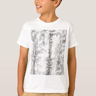 Gewebe-Beschaffenheit, Luxus, Art, T-Shirt