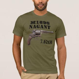 Gewehr-Shirt Nagant Revolvers M1895 ww2 T-Shirt