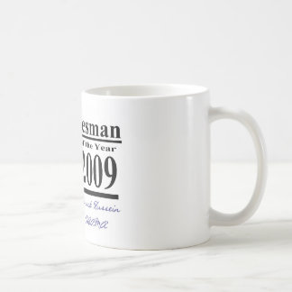 Gewehr-Verkäufer des Jahres Kaffeetasse