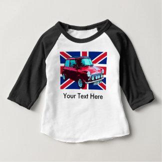 Gewerkschafts-Jack Mini Baby T-shirt