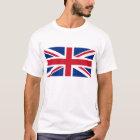 Gewerkschafts-Jack Vereinigtes Königreich T-Shirt