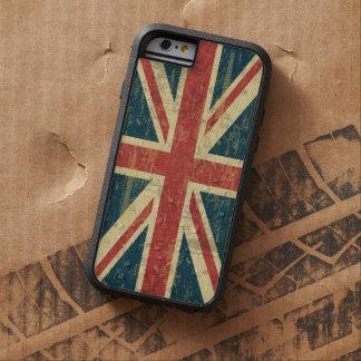 Gewerkschafts-Jack-Vintages beunruhigt Tough Xtreme iPhone 6 Hülle