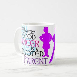 Gewidmete Elternteil-Tasse für Jungen Tasse