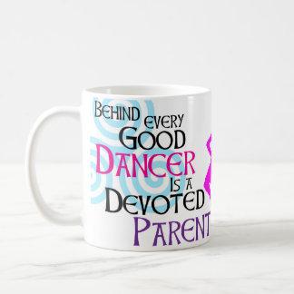Gewidmete Elternteil-Tasse Tasse