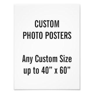 """Gewohnheit 10"""" x 13"""" Foto-Plakat, bis 40"""" x 60"""" Fotodruck"""