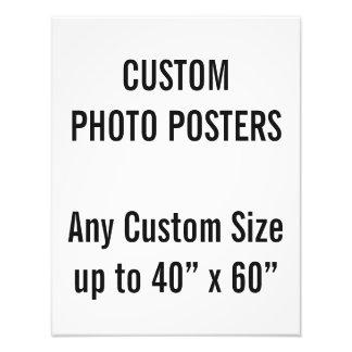 """Gewohnheit 14"""" x 18"""" Foto-Plakat, bis 40"""" x 60"""" Fotodruck"""