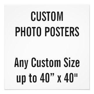 """Gewohnheit 20"""" x 20"""" Foto-Plakat, bis 40"""" x 40"""" Fotodruck"""