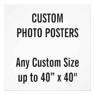 """Gewohnheit 28"""" x 28"""" Foto-Plakat, bis 40"""" x 40"""" Fotodruck"""
