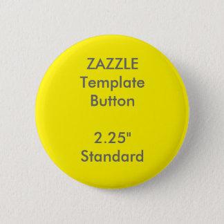 """Gewohnheit 2,25"""" runde runder button 5,7 cm"""