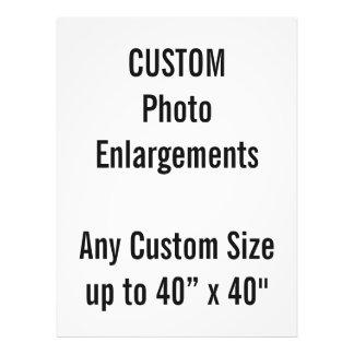 """Gewohnheit 30"""" x40"""" Foto-Erweiterung bis zu 40"""" Fotodruck"""