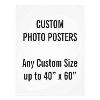 """Gewohnheit 30"""" x 40"""" Foto-Plakat, bis 40"""" x 60"""" Fotodruck"""