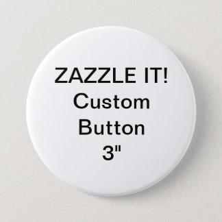 """Gewohnheit 3"""" runder button 7,6 cm"""