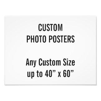 """Gewohnheit 400 x 300mm Foto-Plakat, bis 40"""" x 60"""" Fotodruck"""