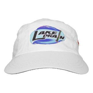 Gewohnheit gesponnene See Drain♨️ schwarze Ops Headsweats Kappe